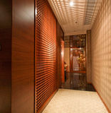 Lobby loft building Royalty Free Stock Image