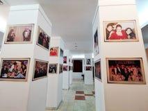 Lobby przy teatrem magazyn Constantin Tanase obraz royalty free