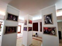 Lobby przy teatrem magazyn Constantin Tanase zdjęcie royalty free