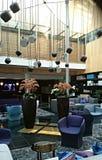 Lobby, réception, pièce Photo stock