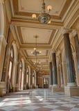 Lobby of Rudolfinum in Prague Royalty Free Stock Photos