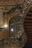 Lobby of Scientists` House in Lviv, Ukraine 2 Stock Photo