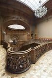 Lobby of Scientists` House in Lviv, Ukraine 2 Stock Image
