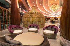 Lobby of the SENTIDO Graceland Khao Lak Resort & Spa Royalty Free Stock Photos