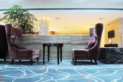 lobbysofastabell Royaltyfri Fotografi