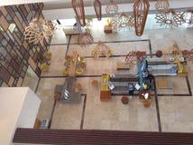 Lobbyvardagsrum Royaltyfri Fotografi