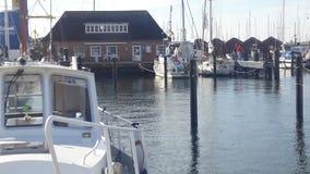 Lobe. Winter sunny sailing kiel royalty free stock photo
