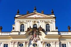 Lobkowicz Palace Royalty Free Stock Photo