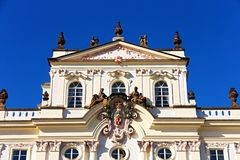 Lobkowicz palace Royalty Free Stock Photo