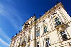 Lobkowicz palace Stock Photo