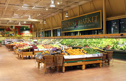 Loblaws supermarket Stock Photography