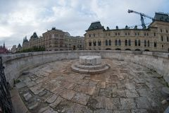 Lobnoye Mesto, θέση της εκτέλεσης κόκκινο τετράγωνο Μόσχα Στοκ εικόνα με δικαίωμα ελεύθερης χρήσης