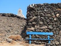 LOBO wyspa PRZY lata słońcem Zdjęcie Royalty Free