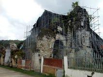 Loboc教会,菲律宾 图库摄影