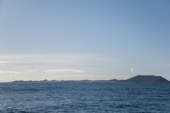 Lobos island Stock Images