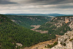 Lobos river canyon Stock Image