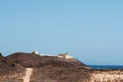 Loboseiland, Fuerteventura, Canarische Eilanden, Spanje Royalty-vrije Stock Foto