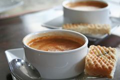 Lobster bisque Royalty Free Stock Image