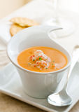 Lobster Bisque Royalty Free Stock Photo