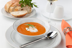 Lobster Bisque Stock Photos