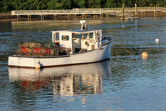 Lobster Boat Stock Photography