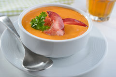 Lobster Chowder Royalty Free Stock Photos