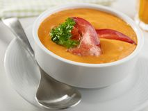 Lobster Chowder Royalty Free Stock Photography