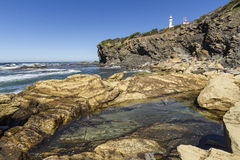 Free Lobster Cove Rocky Pool Stock Photo - 33566140
