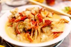 Lobster dish Royalty Free Stock Photo