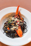 Lobster Pasta Stock Images