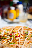Lobster quesadillas Stock Images