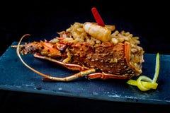 Lobster rice Stock Photos