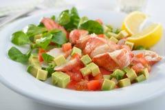 Lobster salad Stock Photo