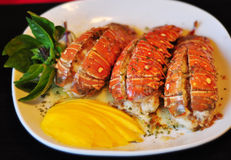 Free Lobster Tails Royalty Free Stock Photography - 22671627