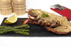 Lobster thermador Royalty Free Stock Photography