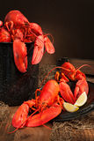 Lobsters Royalty Free Stock Photos