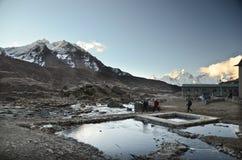 Lobuche - Everest village Royalty Free Stock Image