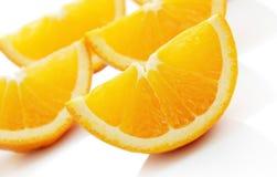 lobule πορτοκάλι Στοκ Εικόνα