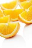 lobule πορτοκάλι Στοκ εικόνα με δικαίωμα ελεύθερης χρήσης