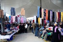 local базара Стоковое Изображение RF