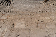 Local Archaeological de Kourion Fotografia de Stock Royalty Free