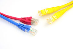 The Local area Network line Stock Photos