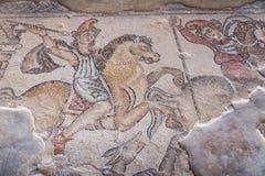 Local arqueológico de Tzipori Imagens de Stock Royalty Free