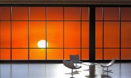 Local commercial, ventes, vente, lever de soleil, coucher du soleil photos libres de droits