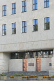Local court in Warsaw, Poland Stock Photography