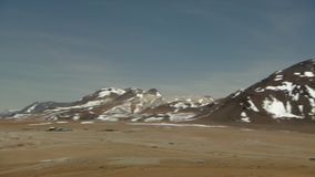 Local da astronomia de ALMA em San Pedro de Atacama, região de Antofagasta/Chile filme