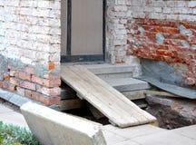 Local da construção Imagem de Stock