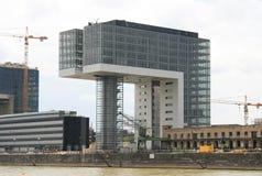 Local das obras em Francoforte, Alemanha Imagem de Stock Royalty Free
