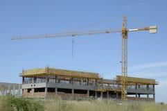 Local de construção Imagens de Stock