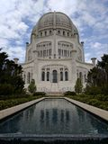 Local de culto de Bahai foto de stock royalty free